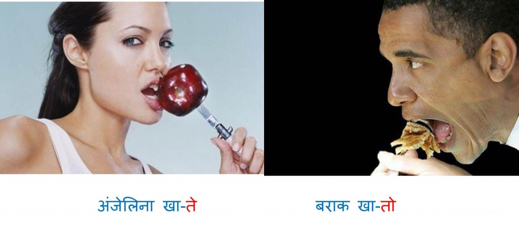 learn marathi verbs online meaning of eat how to say..